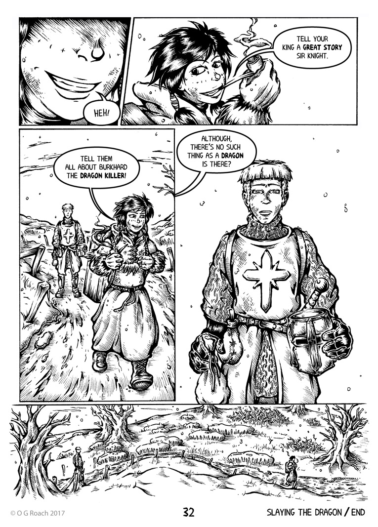 Issue 1 Page 32 END